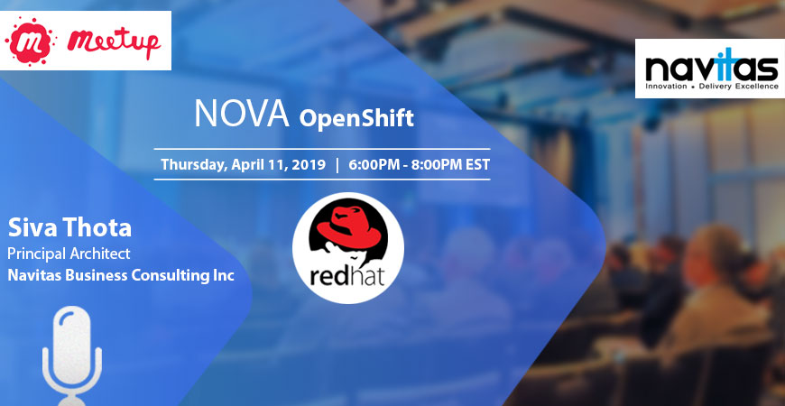 Meetup - OpenShift 4.0 Limited Preview