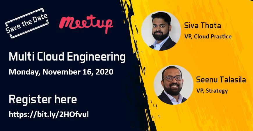 Multicloud Engineering Virtual Meetup