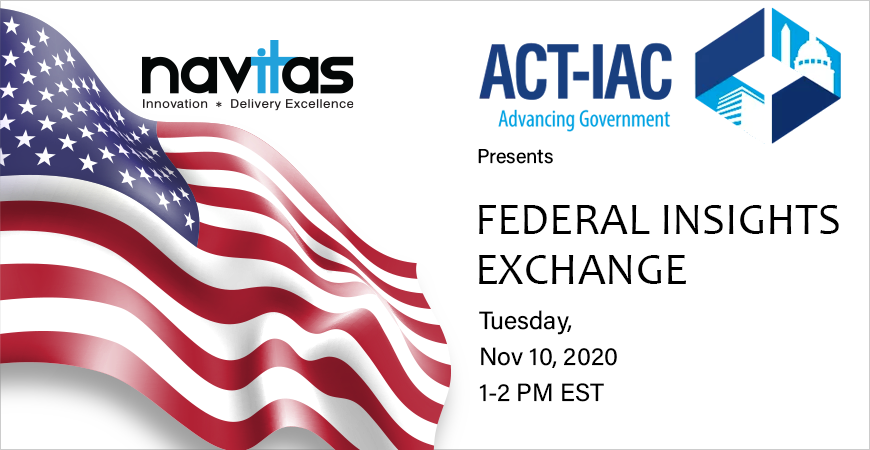 Navitas Supports Federal Insights Exchange Session