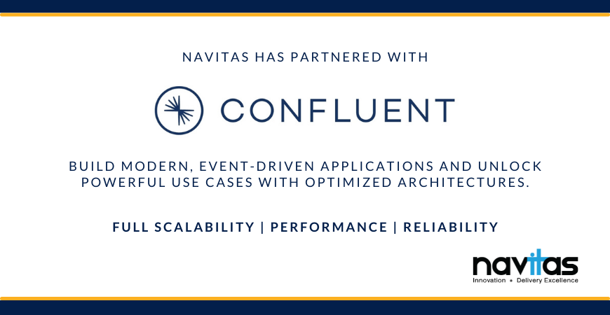 Navitas Partners with Confluent, Maximizing the Value of Data
