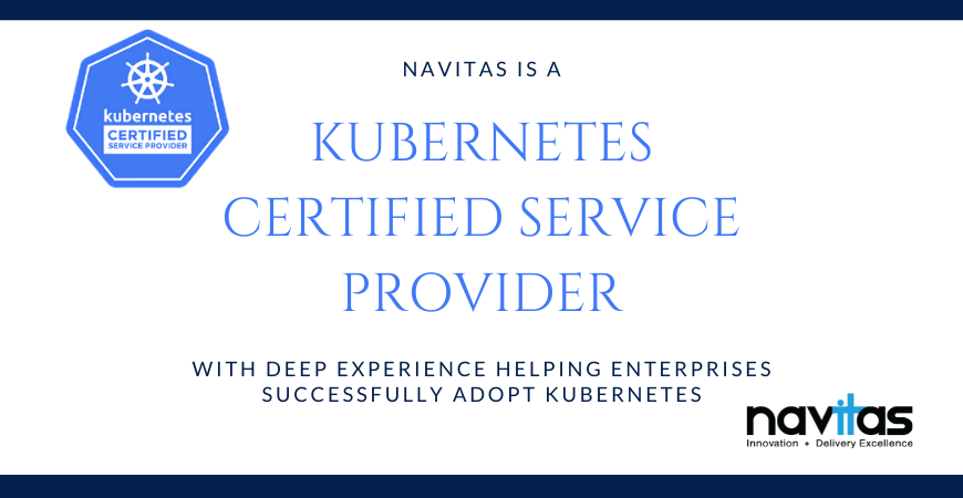 Navitas is a Kubernetes Certified Service Provider
